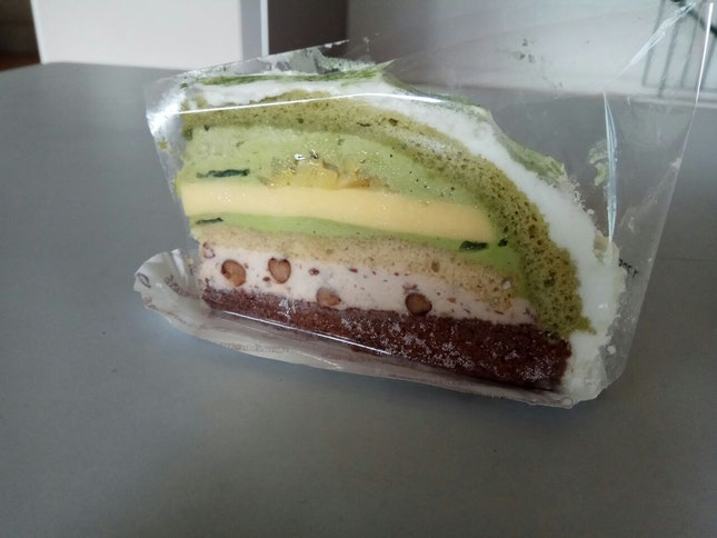 Uji Matcha And Chestnut Pudding 4.7nett