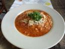 Chili Crab Pasta 25++