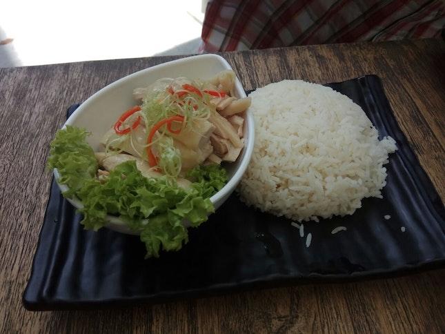 Chicken Rice 8nett
