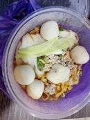 Ah Fatt Fishball Noodle (Hong Lim Market & Food Centre)