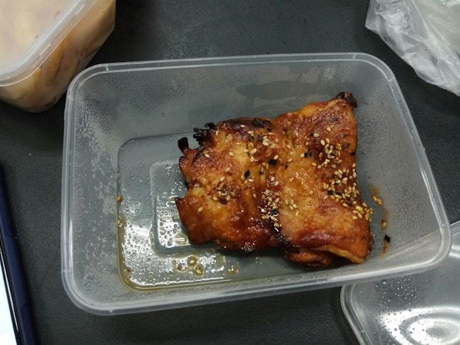 Teriyaki Chicken 4.8nett