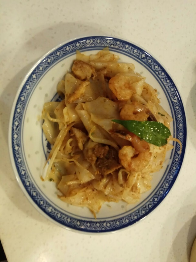 Laksa Goreng(Kway Teow)