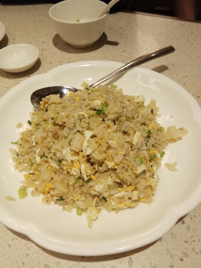 Egg Fried Rice 8.8++