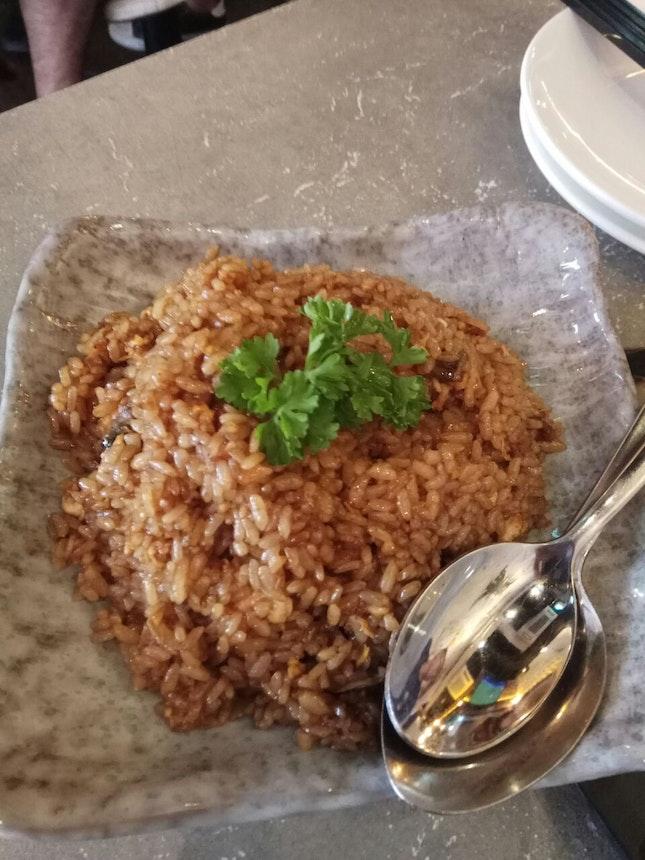 Unagi Fried Rice 8.8++