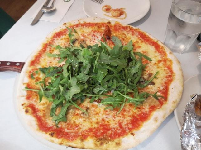 Pizza Della Maestra 25+(used Beyond)
