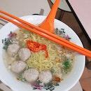 Xing Ji Rou Cuo Mian (85 Fengshan Centre)