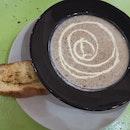Wild Mushroom Soup 5nett