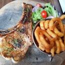Pork Chop 29++