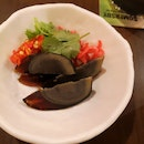 Chili Century Egg (part Of Add On +3++)