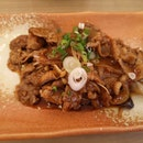 Teriyaki Chestnut Pork Set 10.9++