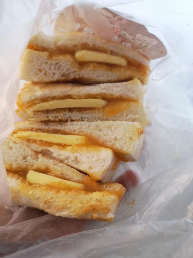 Kaya Butter Toast 1.4nett