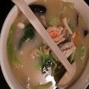 Seafood Veggie Soup 18++
