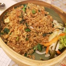Basil Fried Rice (Salted Fish) 10.8++