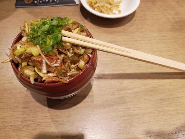 Wasabi Duck Rice 8.9++