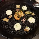 Squid Ink Paella 30++