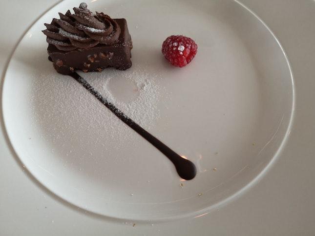 Ferrero Rocher(Restaurant Week Menu)