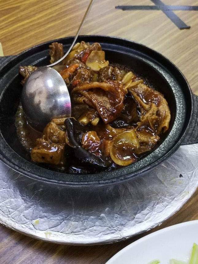 Claypot Lamb 15nett