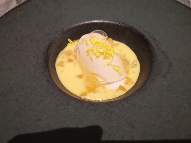 Mango (Dessert Course) (Restaurant Week Lunch 68++)