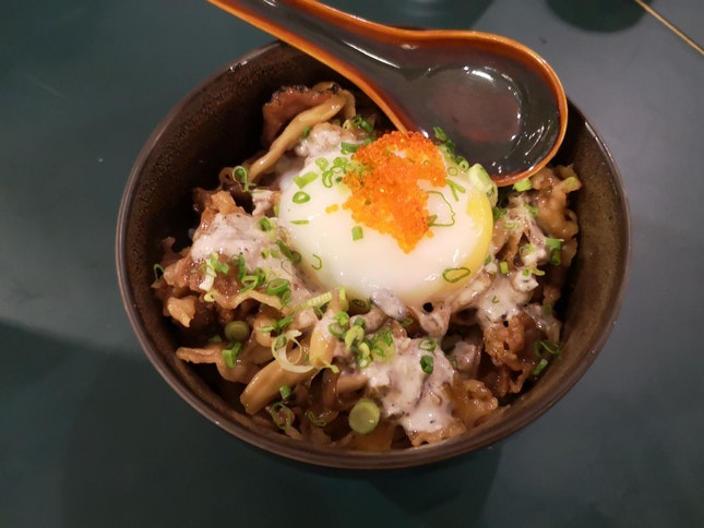 Truffle Sukiyaki Don 10nett Per Bowl With 1 For 1 Pormotion