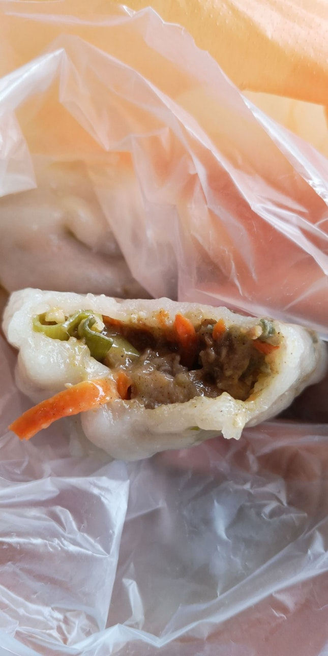 Pork Scallion Kueh 1.5nett 猪肉白葱粿