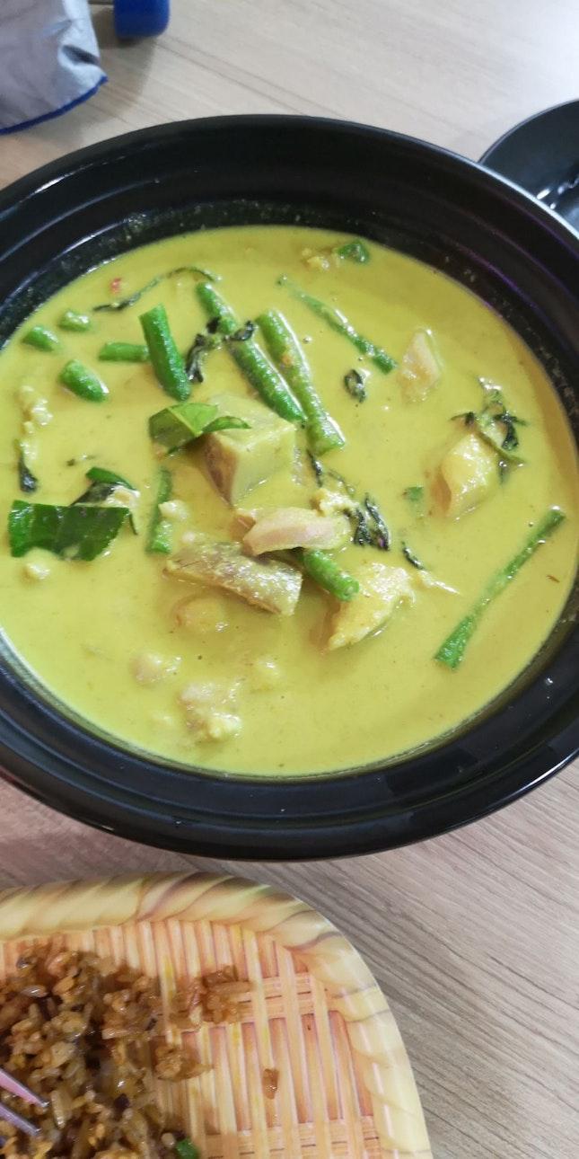 Green Curry 9nett