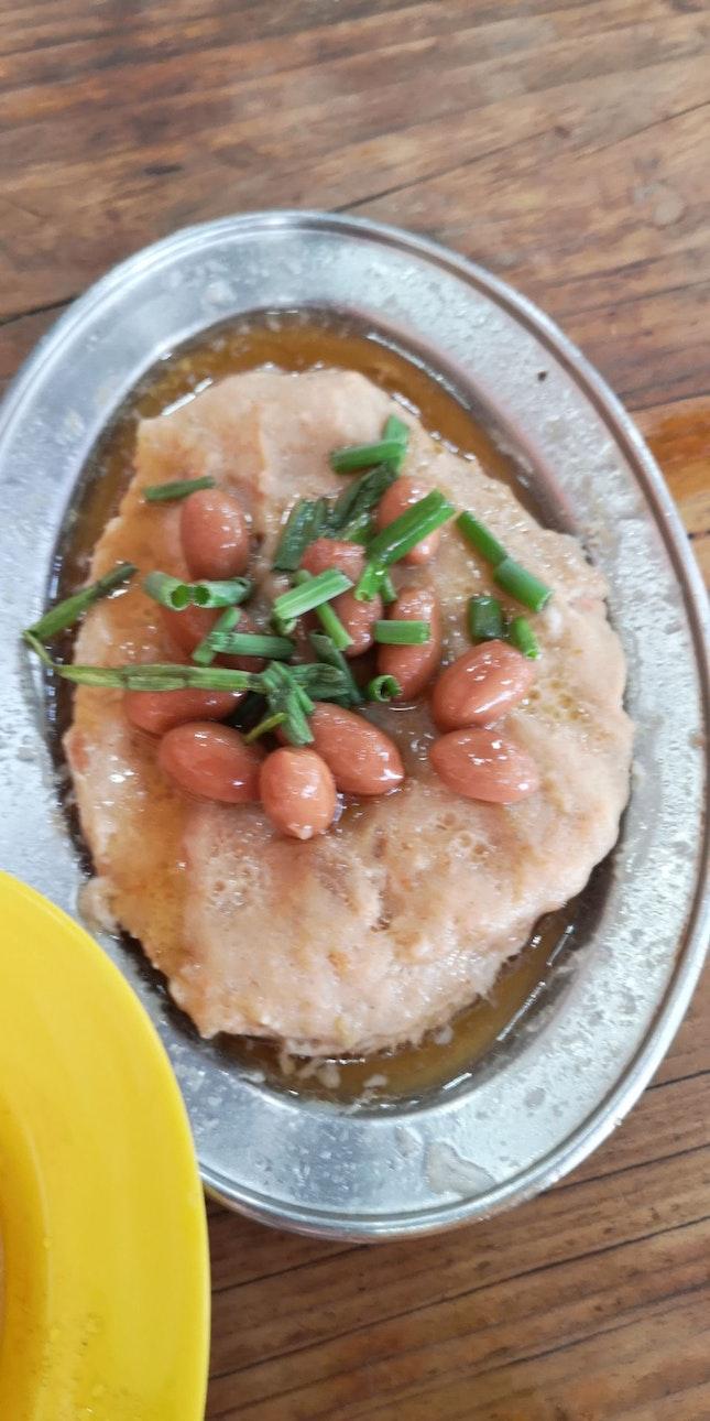 Salted Fish Meat Patty 5nett