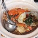 Claypot XO Crab With Beehoon 132++