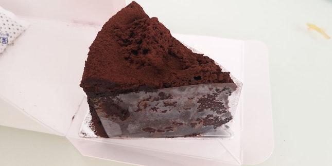 Double Choc Fudge Cake 6.9nett