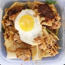 Mee Hoon Kueh 3.5 Dry +0.5 Add On Pork Ribs +2nett(Jia Jia Specially Made Chili)