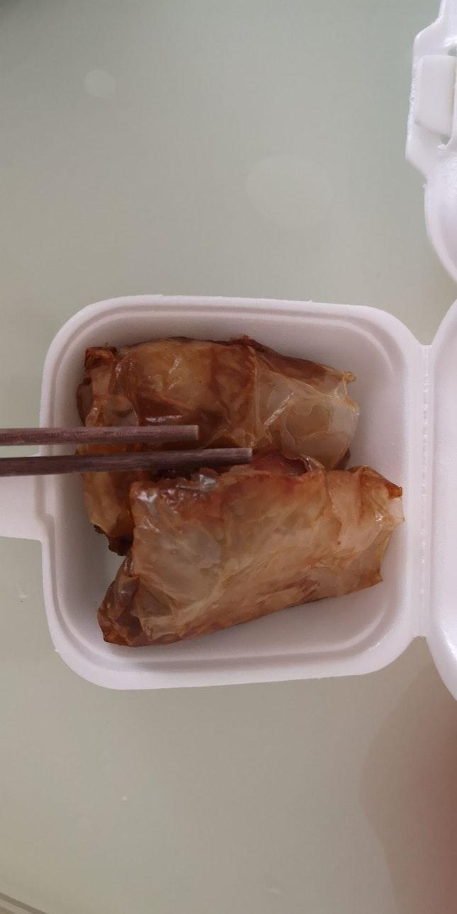 Paper Wrapped Ckn 1.2nett Per Piece 20%off foodpanda Self-pickup