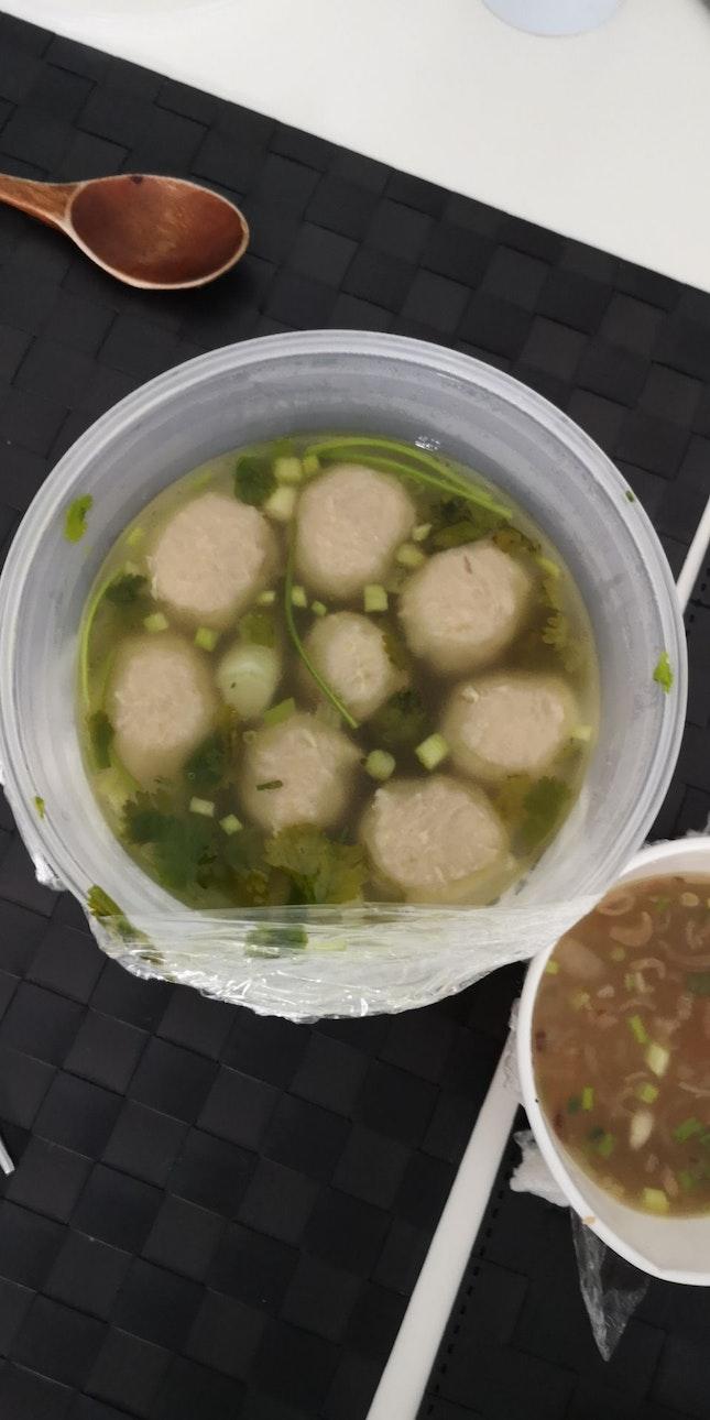 Bursting Meatballs Ala Carte 11.8