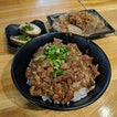 Braised Pork Rice Set ($8)
