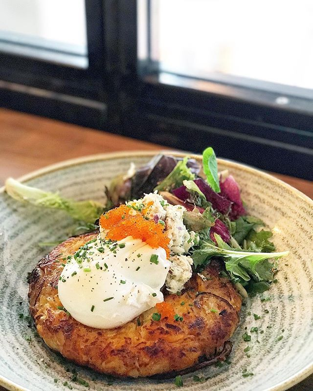 [Crab Rosti from Ninja Cut] Everybardi needs to try this Crab Rosti!