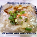 Fish maw soup~  Decent fish maw soup which is better then pasar malam, they have a few piece of fish maw, scallop and a whole egg in it.