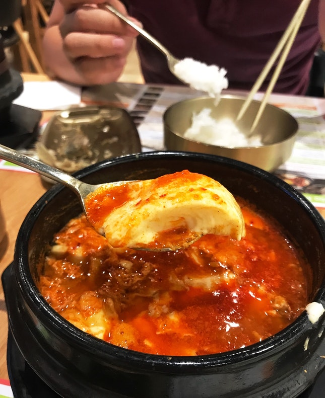 Homemade Soft Korean Tofu!