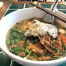 Vietnamese Prawn Noodles!