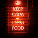 Amen  #neon #life #advice #flowwiththeglow #breath #eat #digest #photo #photooftheday #relax #keepcalm #carry #Good #food #enjoy #burpple #burpplesg #Instagram #neonlights #inspirational #quote #singapore