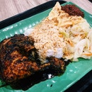 Ayam Panggang Set (Grilled Chicken Set)