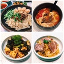 Noodles and Side Dishes