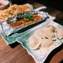 Dumplings with Pork and Cabbage