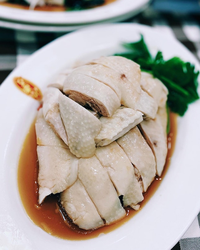Signature Boiled Chicken白切鸡