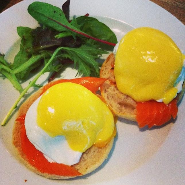 #egg royale #brunch