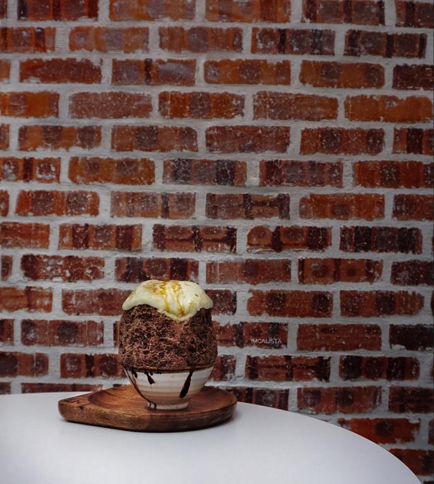 D24 Durian Chocolate Kakigori (RM23)