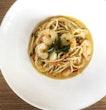 Salted Egg Yolk Pasta (RM20)