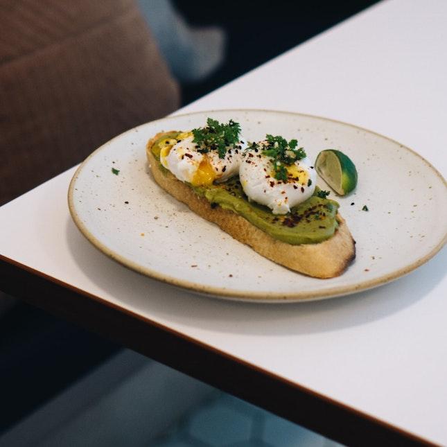 Avocado Toast (RM19)