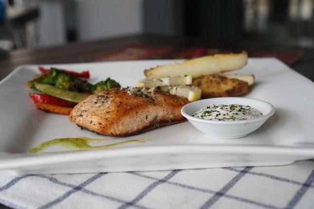 Atlantic Salmon (RM59.90)