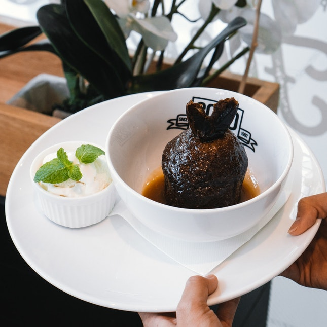 Sticky Date Pudding (RM14)