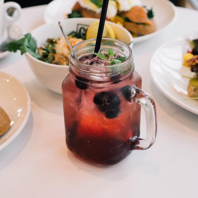 Pomegranate Soda (RM13.30)