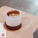 Dirty Chai Latte (RM8)