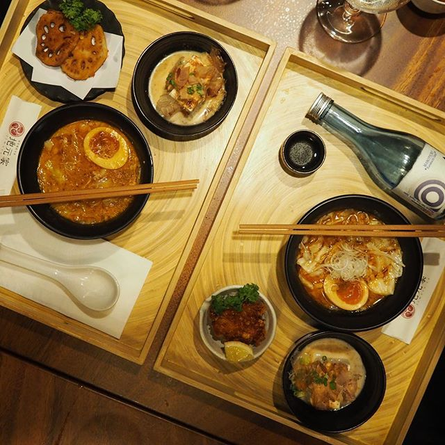 Created by Chef Mieda of Michelin-starred Kaiseki restaurant, not only does Jimoto Ya serve up deletable ramen, they also keep firm to not adding charsiew and just focusing on the ramen.